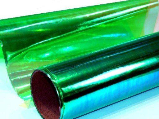 Folia Do Lamp Kameleon Zielony 03x85m Iko