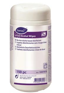 Chusteczki dezynfekcja powierzchni alkoholowe 150 sztuk