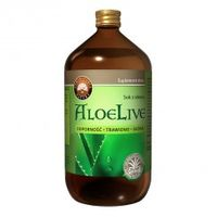 AloeLive sok z aloesu 1000ml - Długi termin ważności!