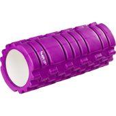 Wałek do masażu MOVIT 33 x 14 cm, różowy roller