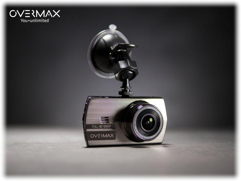 Kamera Samochodowa OVERMAX CAMROAD 4.7 FULL HD WDR zdjęcie 5