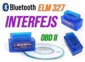 ELM327 MINI BLUETOOTH INTERFEJS DIAGNOSTYCZNY OBD2