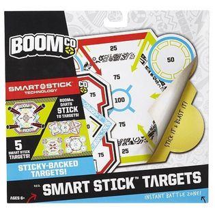 BoomCo tarcze do strzelania 5 szt. strzałki uzupełnienie akcesoria