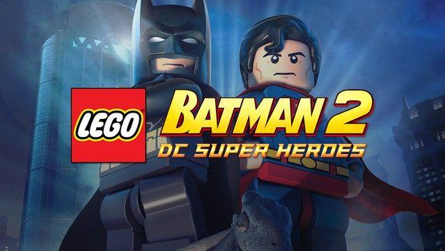 Lego Batman 2 PC - PL Nowa BOX Płyta zdjęcie 3