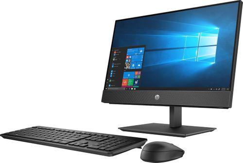 AiO HP ProOne 600 G4 22 FullHD IPS Intel Core i5-8500 6-rdzeni 8GB DDR4 256GB SSD NVMe Windows 10 Pro +klawiatura i mysz na Arena.pl