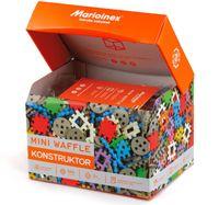 Marioinex Klocki Wafle Mini Konstruktor, 500 szt, kreatywne