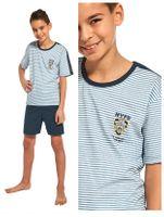 piżama chłopięca CORNETTE 218/73 POLICE 134-140