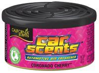 Zapach puszka CHERRY WIŚNIA California Car Scents