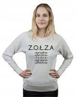 Bluza damska ZOŁZA CECHY S