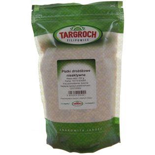 Płatki Drożdżowe Nieaktywne 250 g Targroch
