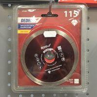 Tarcza HRD GRES cienka do twardej ceramiki H1061 115mm