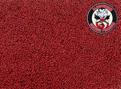 GENESIS CARP Pellet Bloodworm 4mm 5kg