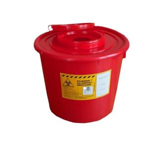 Pojemnik na odpady medyczne i materiał skażony 1 litr