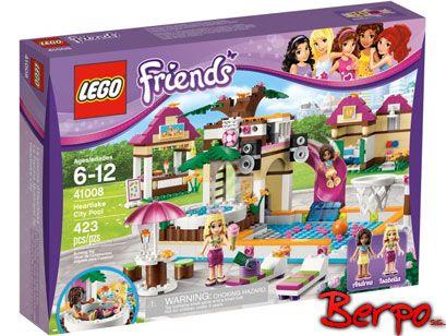 LEGO 41008 Friends - Basen w Heartlake
