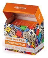 Marioinex Klocki Wafle Mini Konstruktor, 300 szt, kreatywne