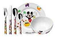 Zestaw śniadaniowy dla dzieci 6 el. Myszka Mickey WMF