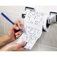 Papier toaletowy SUDOKU XL prezent łamigłówka 18