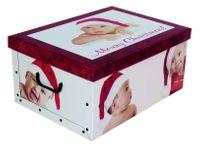 Pudełko Kartonowe Maxi Święta Dziecko