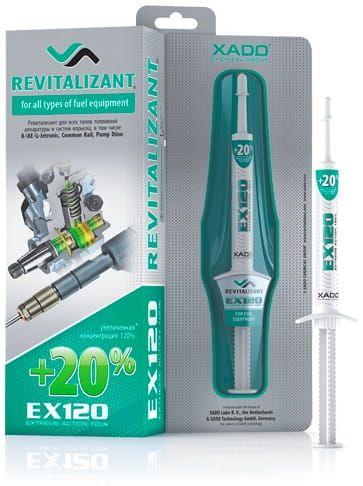 XADO EX120 do pomp paliwa i układów wtryskowych na Arena.pl