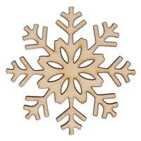 AD369 Ozdoba-płatek śniegu