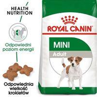 Royal Canin Mini Adult Karma Sucha Dla Psów Dorosłych, Ras Małych 0,8Kg