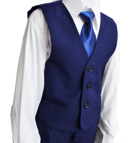 Garnitur chłopięcy + koszula krawat 134/140 zdjęcie 5