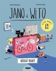 Jano i Wito uczą mówić. Różowy rower Wołoszyn, Wiola