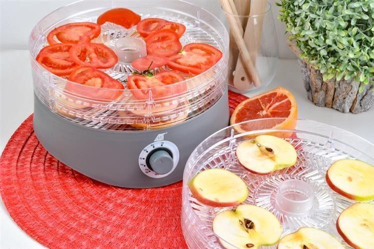 Suszarka do grzybów, owoców i warzyw z akcesoriami zdjęcie 22