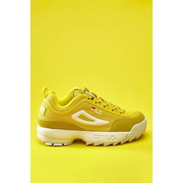 BUTY FILA DISRUPTOR MESH LOW WMN EMPIRE YELLOW (1010606 60K) 41 EMPIRE YELLOW