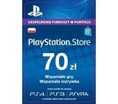 Sony PlayStation Network 70zł