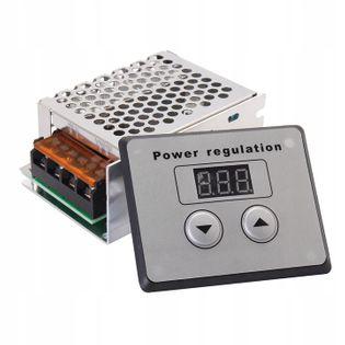 Regulator Obrotów Silnika Mocy Napięcia 4000W 230V