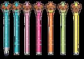 Długopis żelowy pióro wymazywalny pączki DONUTS (28556PTR)