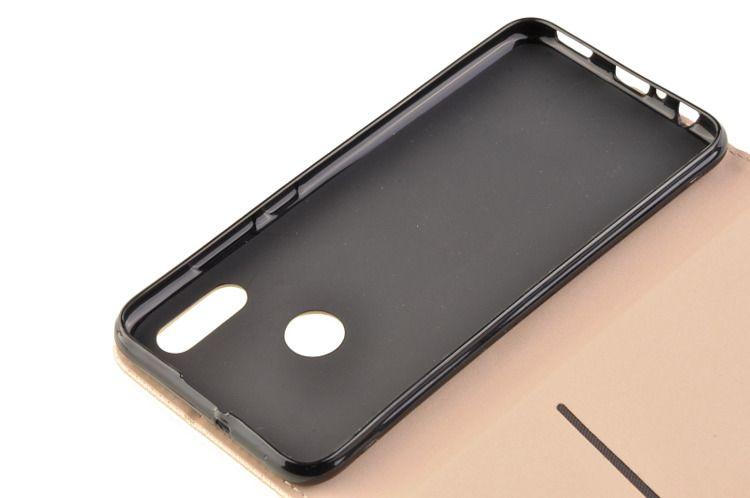 Etui Smart do Huawei P Smart 2019 złoty zdjęcie 5