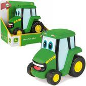 TOMY John Deere traktor naciśnij i jedź