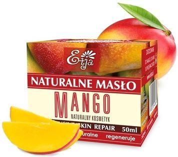Etja Naturalne Masło Mango 50Ml