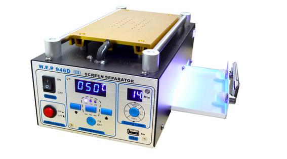 Separator Podgrzewacz WEP 946D III + Lampa UV