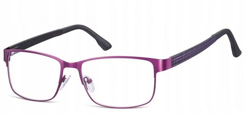 Oprawki okularowe stalowe damskie korekcyjne zerów zdjęcie 1