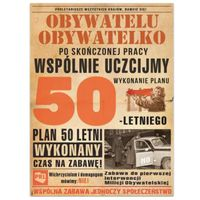 urodzinowe ETYKIETY naklejki WÓDKĘ 50 urodziny PRL