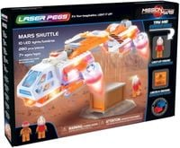 Laser Pegs Świecące Klocki Mars Shuttle Wahadłowiec 280El. 18003