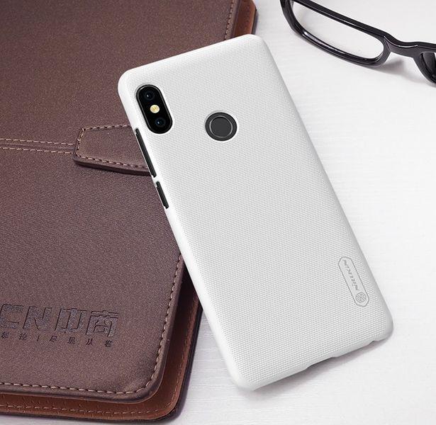Nillkin Etui Frosted Xiaomi Redmi Note 5/PRO Czarne zdjęcie 5