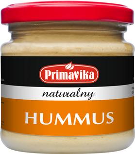 HUMMUS NATURALNY 160g-PRIMAVIKA