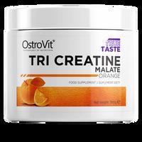 OstroVit Tri Creatine Malate 300g Smak - mango