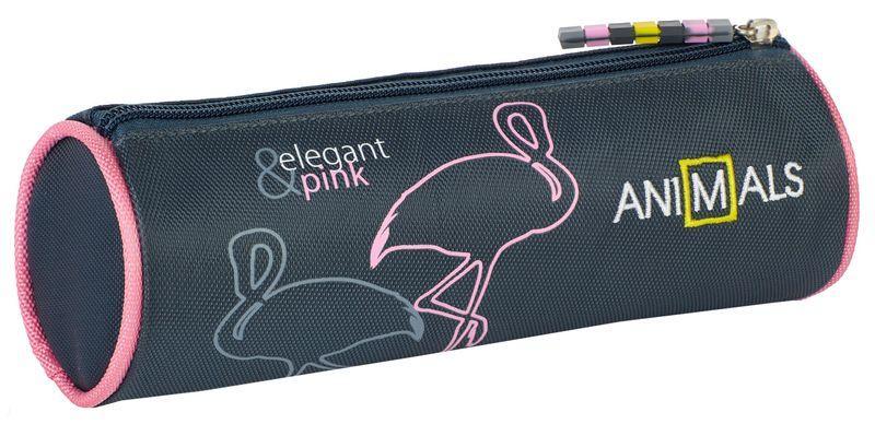 Animals Plecak szkolny młodzieżowy Elegant&Pink zestaw zdjęcie 2