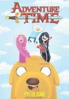 Adventure Time - POSTER BOOK / Studio JG Praca zbiorowa