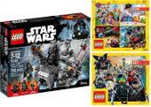 LEGO STAR WARS 75183 TRANSFORMACJA VADERA KATALOGI