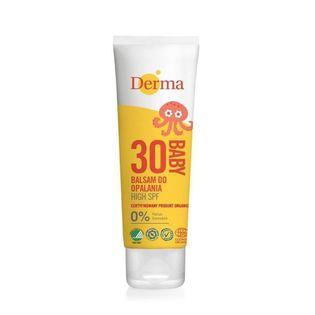 Derma Eco Baby, Balsam Przeciwsłoneczny dla Dzieci SPF30, 75 ml