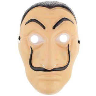 "Maska ""El Profesor - Dom z Papieru"",  plastikowa, GODAN"