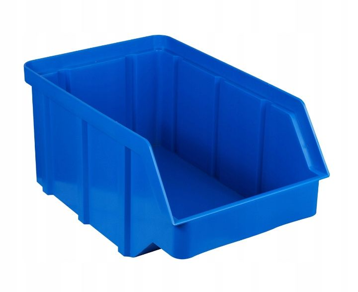 Warsztatowa kuweta magazynowa plastikowy pojemnik wym. 156x100x75 mm na Arena.pl