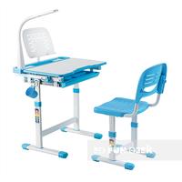 Biurko + Krzesełko dla dziecka zestaw Cantare Blue