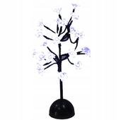 Drzewo LED - ciepły biały -Świecące drzewko - 30cm